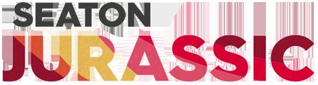 Seaton Jurassic Retina Logo