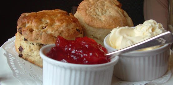 Valentines 2 for 1 Devon Cream Tea Seaton Jurassic