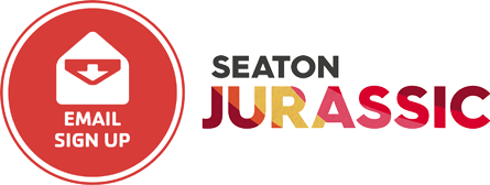 Seaton Jurassic email signup