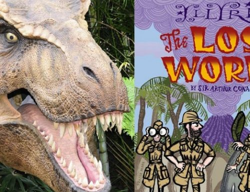 Outdoor Theatre: The Lost World!