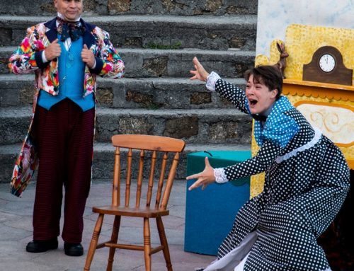 ILLYRIA OUTDOOR THEATRE: THE ADVENTURES OF DOCTOR DOLITTLE by Hugh Lofting