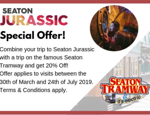 Special Offer- 20% off with Seaton Tramway