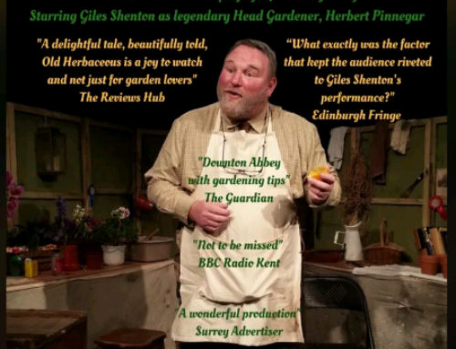 Old Herbaceous – Outdoor Theatre Performance 14th August 2019