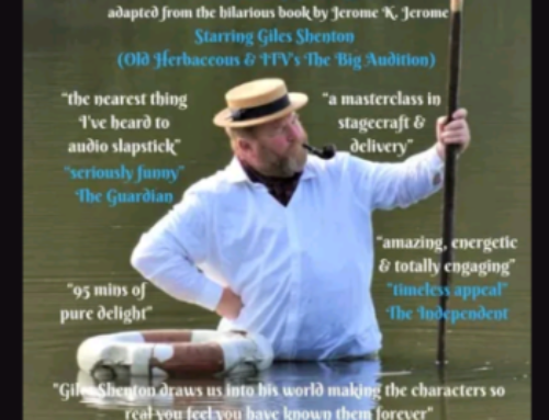 Three Men in a Boat – Outdoor Theatre Performance 3rd July 2019