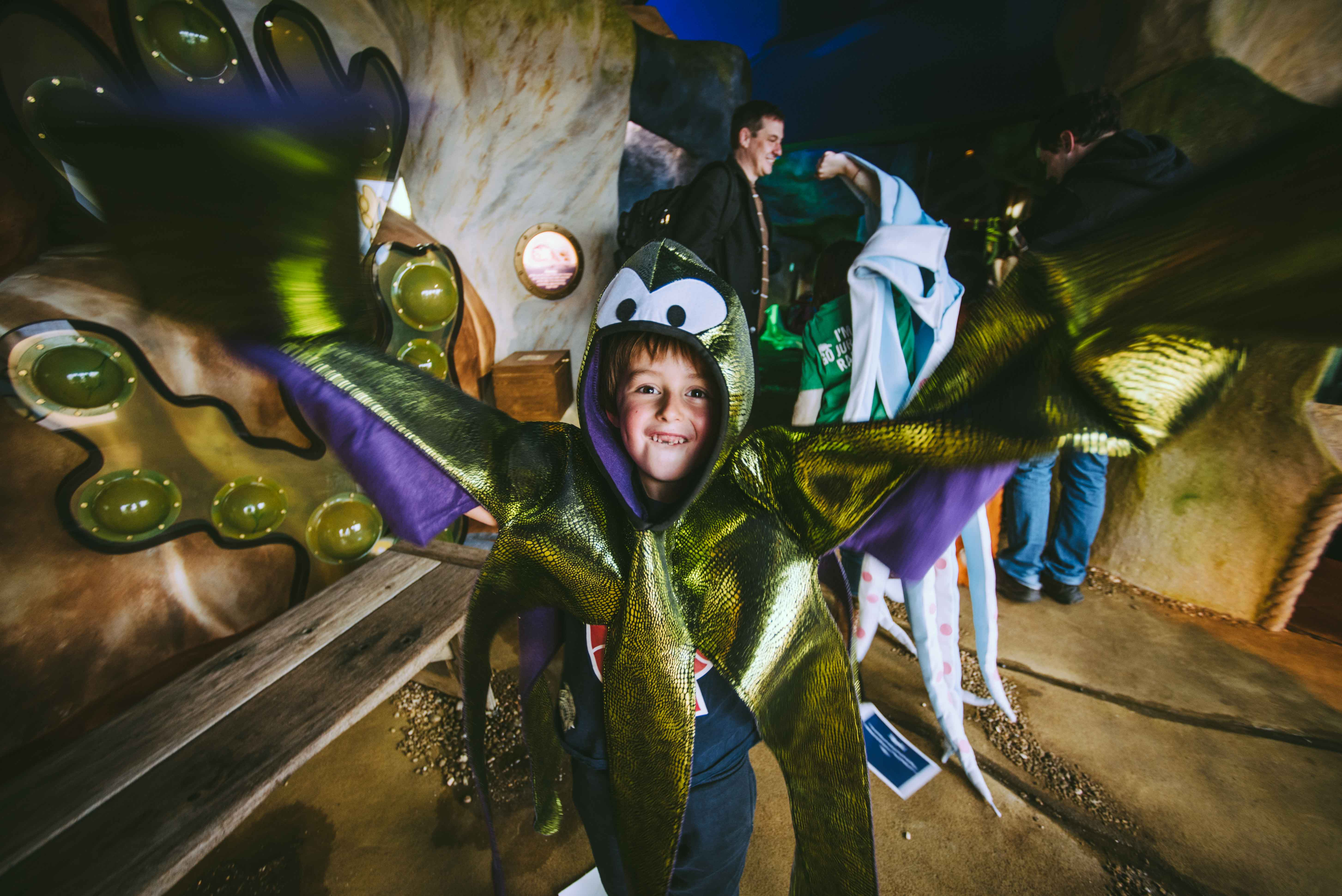 Sea Monsters VS Pirates – 29th July-2nd August