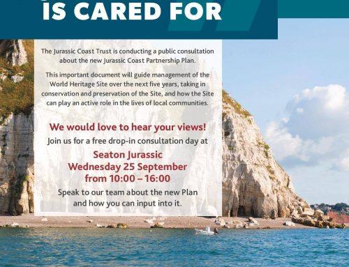 Jurassic Coast Public Consultation