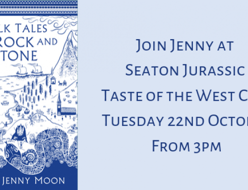 Folk Takes of Rock and Stone – Book launch with author Jenny Moon