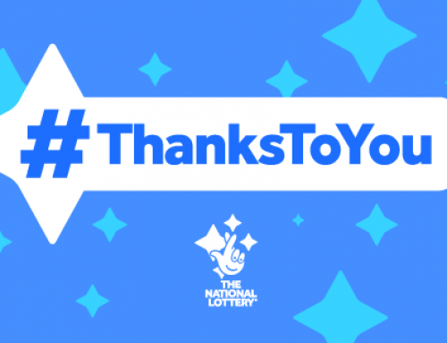 #Thanks to You- Free Entry for National Lottery Players